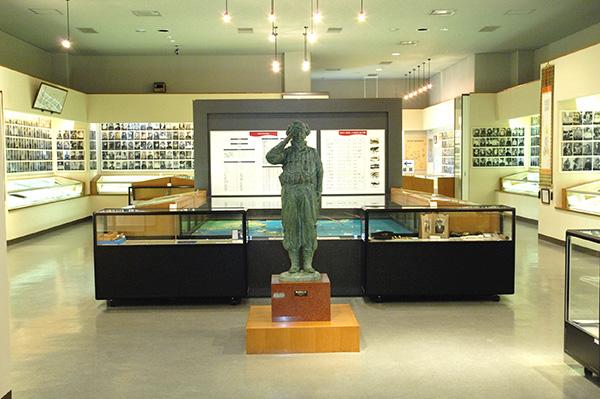 「鹿屋航空基地史料館」画像